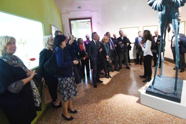 Prima la visita guidata ad hoc poi, a seguire, la cena a Palazzo Belloni (Schicchi)
