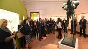 Un centinaio gli ospiti della serata Caab a Palazzo Belloni (Schicchi)