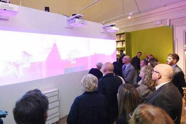 La visita guidata alla mostra dalì Experience (Schicchi)