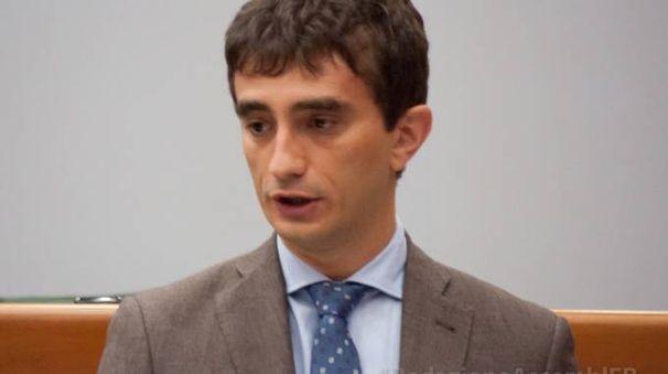 Il consigliere regionale Galeazzo Bignami