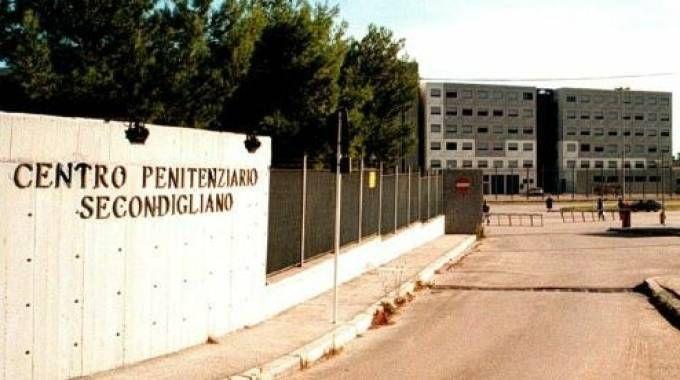 Il carcere di Secondigliano
