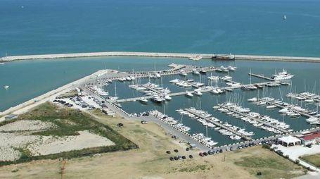 Porto San Giorgio, il porto (Foto Zeppilli)