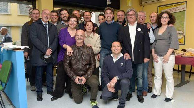 I candidati grillini a Sesto