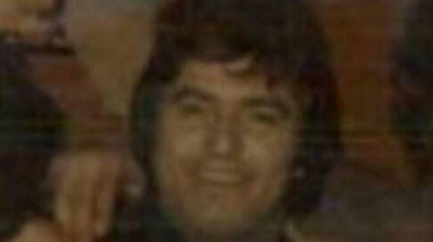 Rocco Papalia in una vecchia foto