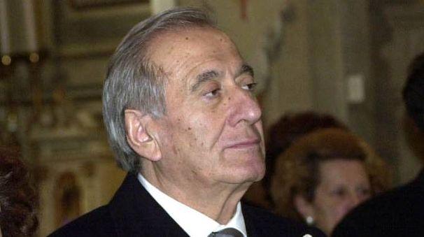 L'imprenditore Giuseppe Soffiantini con la moglie