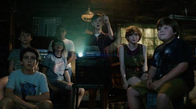 I protagonist di 'It' – Foto: KatzSmith Productions/Lin Pictures/New Line Cinema