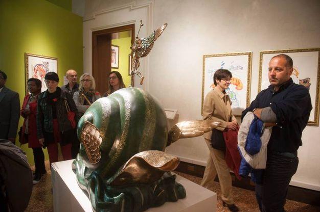 La mostra Dalì Experience è stata prorogata fino al 14 maggio (Schicchi)