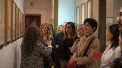 La visita guidata alla mostra (Schicchi)