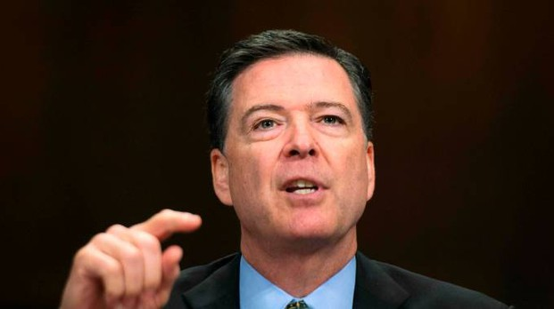 James Comey, direttore dell'Fbi