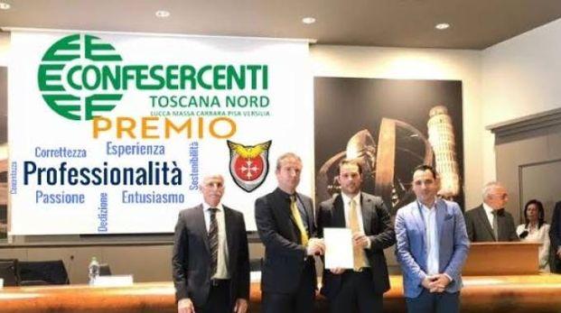 Premio per Mariano Bizzarri Ollandini