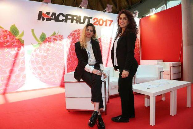 A Macfrut 2017 8 padiglioni, 50 mila metri quadrati, 1.100 espositori e 1.200 buyer (foto Ravaglia)