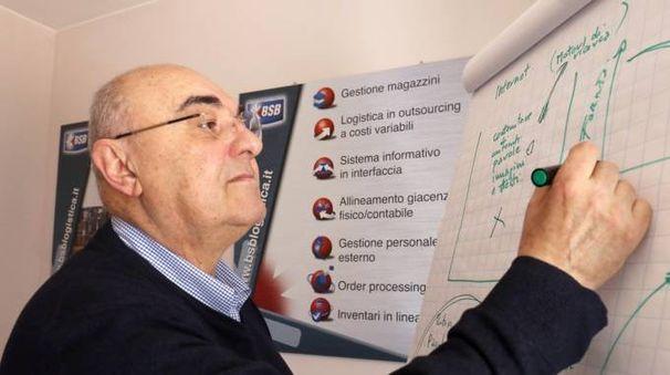 Luigi Ambrosin presidente della Bsb Servizi Logistici Integrati
