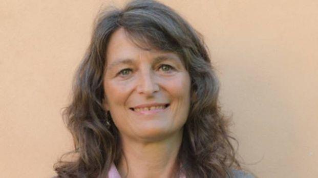 La candidata a sindaco Ginevra Lombardi