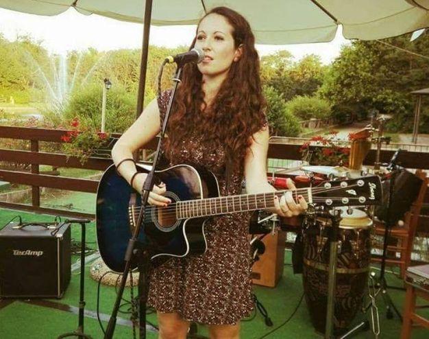 Seregno, Angela Ieriti tra gli artisti della festa di fine stagione del Tambourine