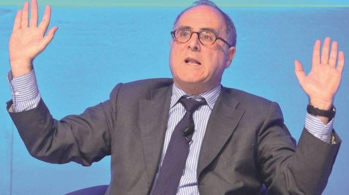 il consigliere delegato di Ubi Banca, Victor  Massiah