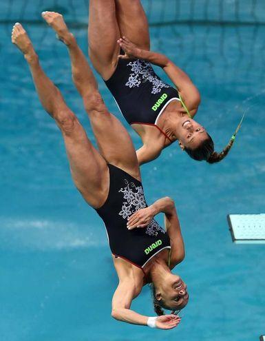 Tania Cagnotto e Francesca Dallapè a Rio (Alive)