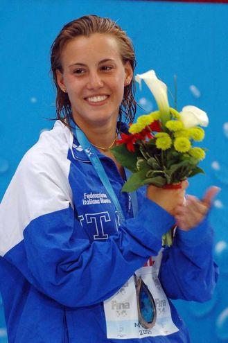 Ai Campionati del mondo di Montreal nel 2005 (LaPresse)