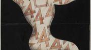 ortunato Depero, Costume Cifrato, 1929, collage, 56 x 34 cm Rovereto, MART – Museo d'Arte Moderna e Contemporanea di Trento e Rovereto, inv. MD0017-C