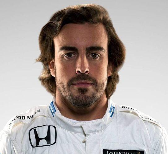 Fernando Alonso 6