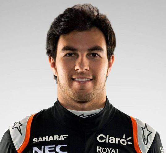 Sergio Perez 6