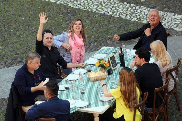 Tra i giurati anche Danilo Masotti (foto Schicchi)