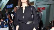 Monica Bellucci con la tuta di Stella McCartney (Courtesy of Getty Images)