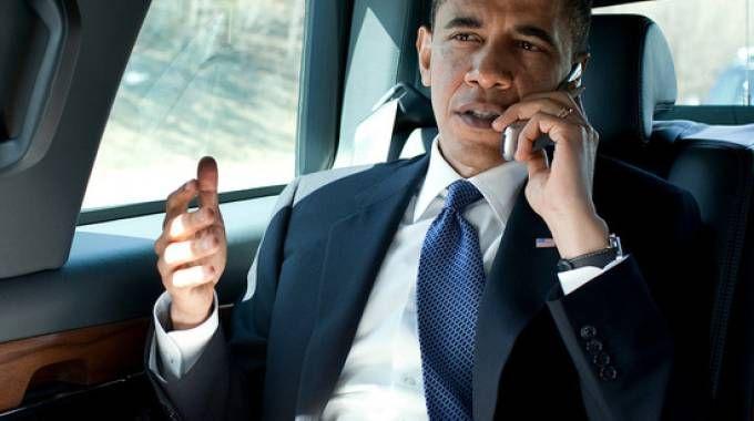 L'ex presidente statunitense Barack Obama