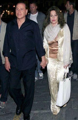 La coppia a Portofino nello stesso anno (Ansa)