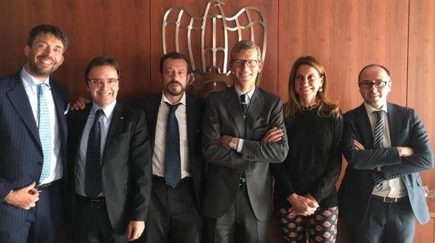 I nuovi vice presidenti di Confindustria Pavia
