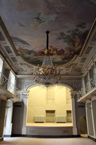 Palazzo e Teatro Rinucci