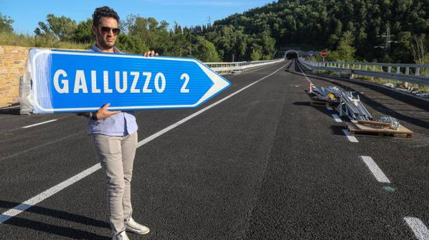 Galluzzo, la fine del tunnel