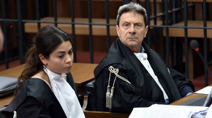 I pm Sara Posa e Filippo Santangelo (foto Fantini)