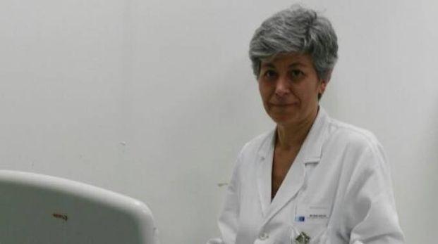 La dottoressa Angela Coppola