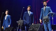 """Livorno,  successo de """"Il Volo"""": in 5mila al PalaModigliani (Novi)"""