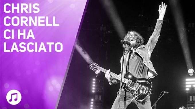 Chris Cornell scomparso a 52 anni