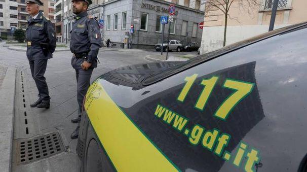 La Guardia di Finanza ha sequestrato i documenti