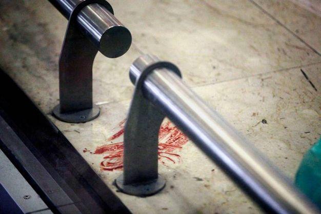 L'aggressore ha colpito con un coltello da cucina (La Presse)