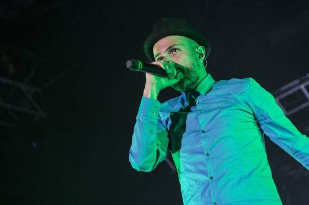 Il concerto di Samuel all'Alcatraz (Olycom)
