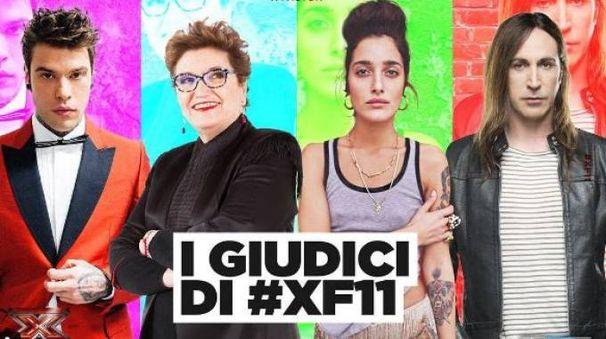 I giudici di X-Factor 11 (Instagram)