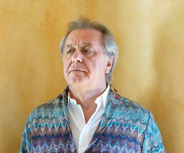 Ferruccio Giovanetti, vincitore del Premio Speciale Marche (Premio Rotondi 2017)
