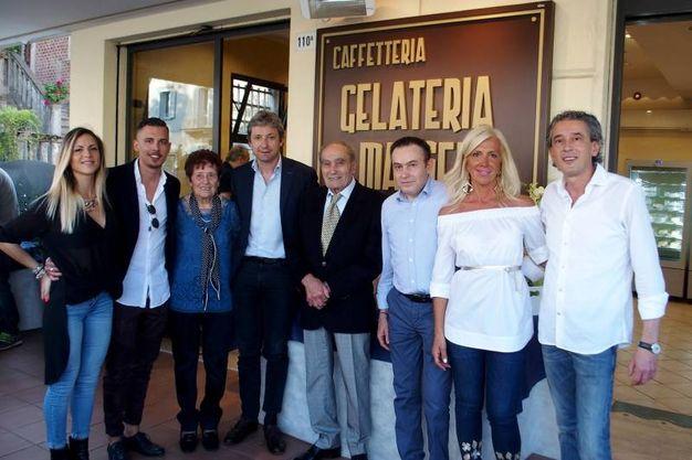 La foto di gruppo (foto Pasquale Bove)