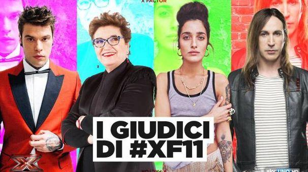 Fedez, Mara Maionchi, Levante e Manuel Agnelli: i giudici di X Factor