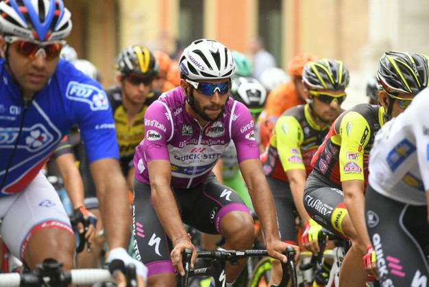 Giro d'Italia 2017, la 13esima tappa (LaPresse)