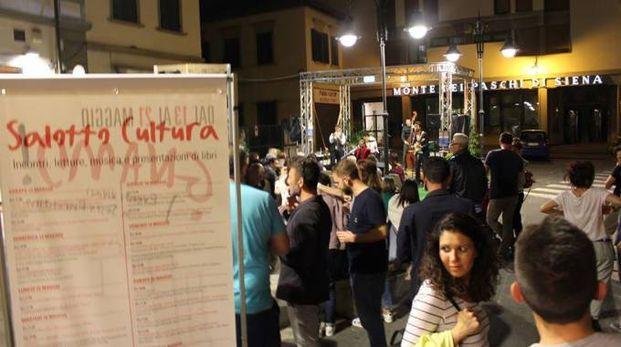 """Uno degli eventi di """"Gnamo!"""" a Sesto Fiorentino"""