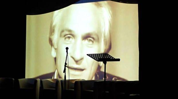 Intitolazione sala carcere di Opera a Marco Pannella (La Presse)