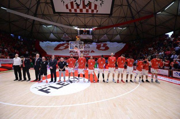 Basket, playoff: The Flexx Pistoia-Umana Reyer Venezia (foto Luca Castellani)