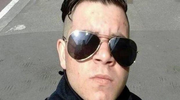 Ismail Hosni, 20 anni (Newpress)