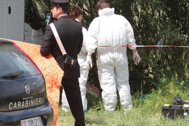La vittima, veterinario di 53 anni, originario di Urbisaglia e residente a Montelupone (Macerata) (foto Antic)