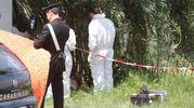 Fra le ipotesi al vaglio dei carabinieri di Osimo e del Reparto investigativo di Ancona ci sarebbero la rapina violenta o una discussione degenerata nell'accoltellamento (foto Antic)