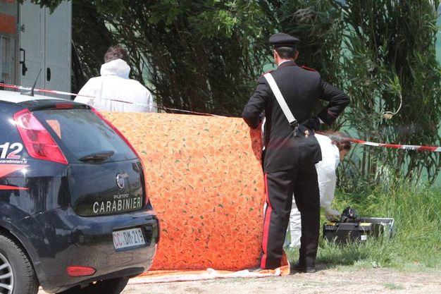 I carabinieri (foto Antic)